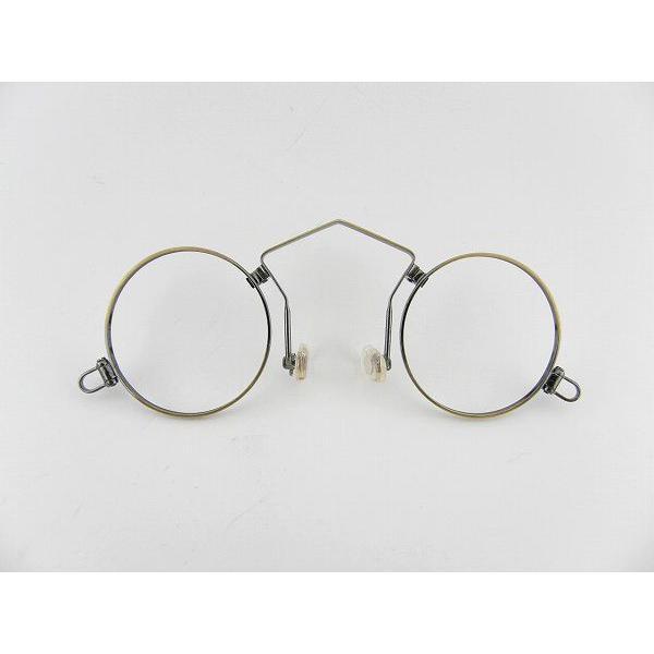 フィンチ鼻眼鏡 薄型レンズ付 鼻メガネ 老眼鏡 A-AGD 折りたたみ フィンチ 鼻めがね 読書 はさみこみ 裁縫 手作業小さい コスプレ 伊達メガネ 度付 コスプレ