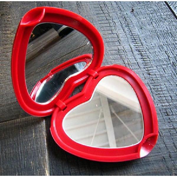 マークバイマークジェイコブス/コンパクトミラー/Marc by Marc Jacobs/鏡/ハート型|squeezecoconuts|03
