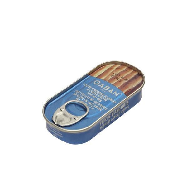 GABAN (ギャバン) 業務用 アンチョビフィレ 48g缶