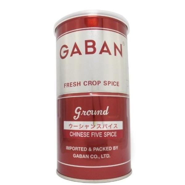 GABAN(ギャバン) 業務用 ウーシャンスパイス 五香粉 300g 缶