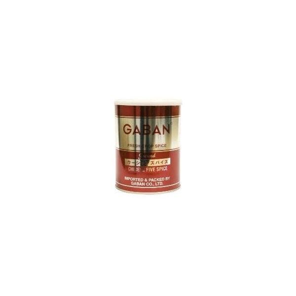 GABAN(ギャバン) 業務用 ウーシャンスパイス 五香粉 150g 缶