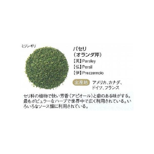 GABAN(ギャバン) パセリみじん切り 50g ホール 缶|ss-shop33|02