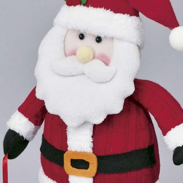 『クリスマス』アドベント足ぶらドール(ニット)/2種類 sshana 02
