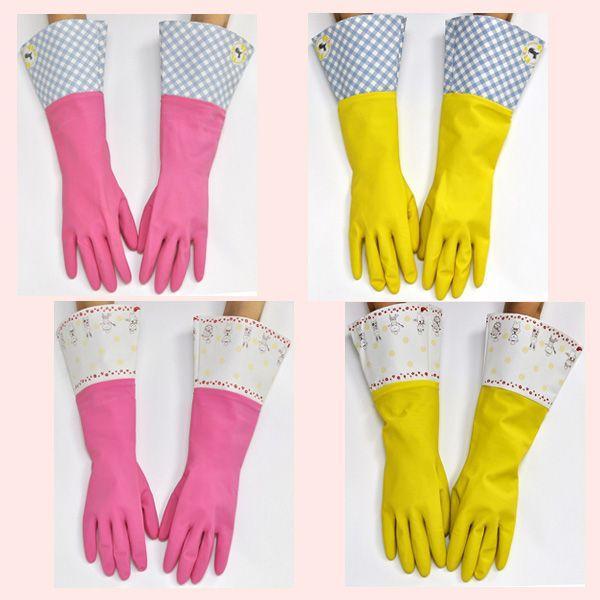可愛いゴム手袋(A)/4種類|sshana