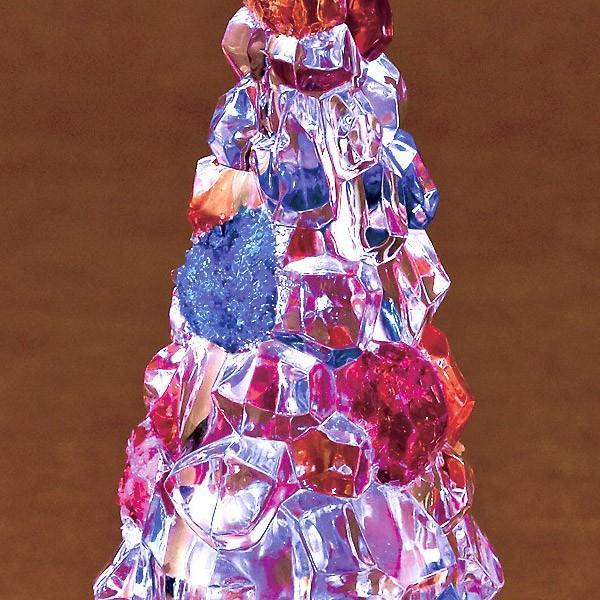 『クリスマス』アクリル製キャンディツリーライト sshana 02