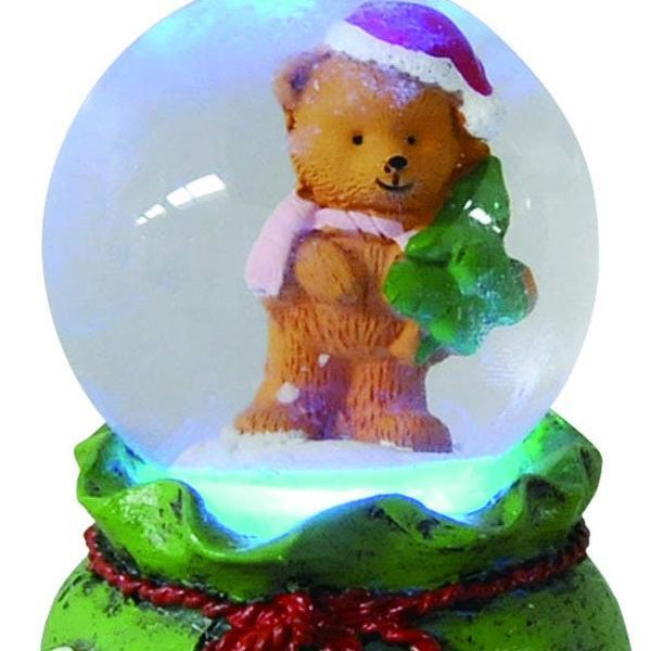 『クリスマス』LED付ウォータードーム(アソート6Pセット) sshana 07