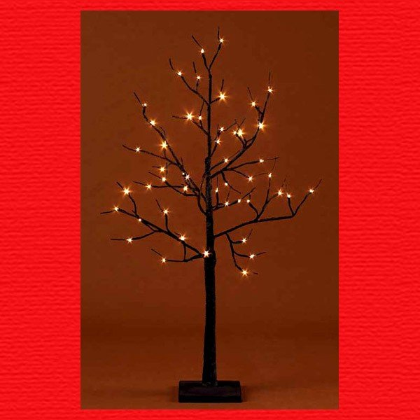 『クリスマス』ブランチツリー(120cm)/ブラウンバーチ sshana
