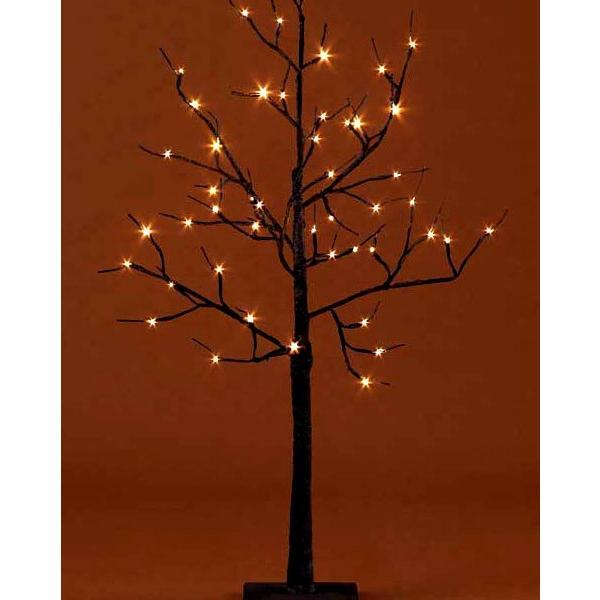 『クリスマス』ブランチツリー(120cm)/ブラウンバーチ sshana 02