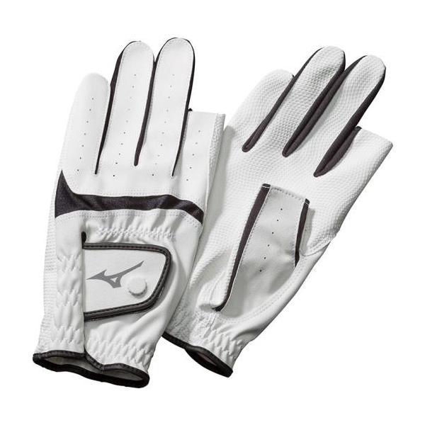 グランドゴルフ用品ミズノMIZUNO手袋合皮指出しタイプグローブユニセックスC3JGP802グラウンドゴルフ用品