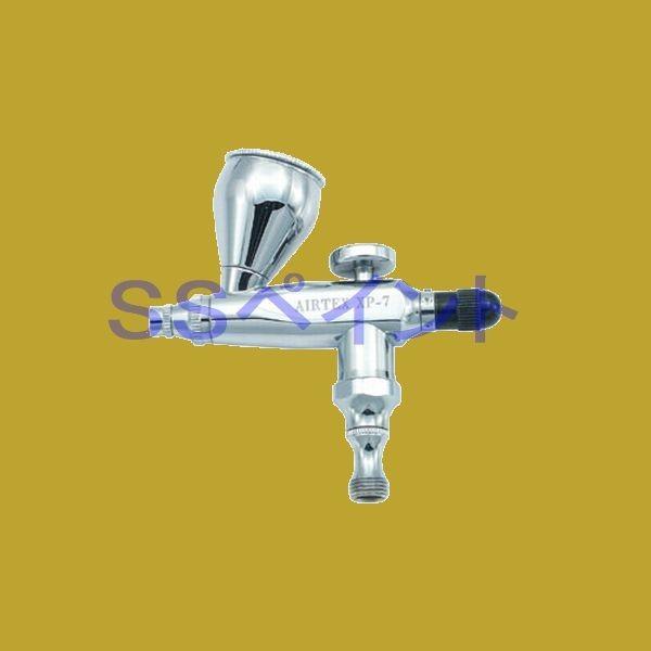 エアテックス(AIRTEX) シングルアクション エアブラシ XP-7 ノズル口径:0.3mm