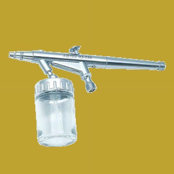 エアテックス(AIRTEX) ダブルアクション エアブラシ MJ-130 ノズル口径:0.3mm
