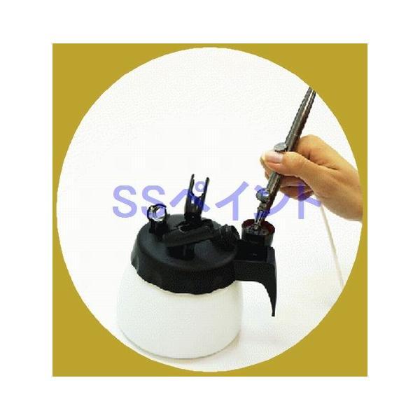 エアテックス エアブラシクリーナーボトル ケトル2 KT2  エアーブラシアクセサリー