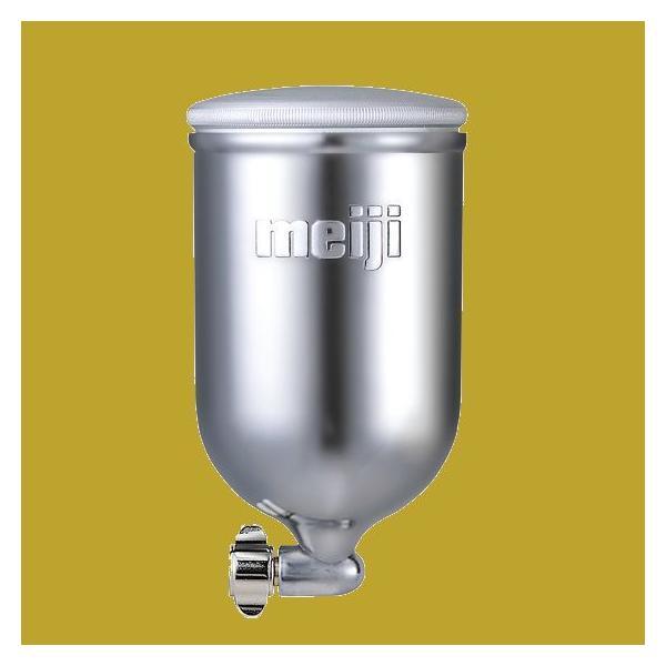 明治(meiji) 塗料カップ  重力式 450ml 4GD