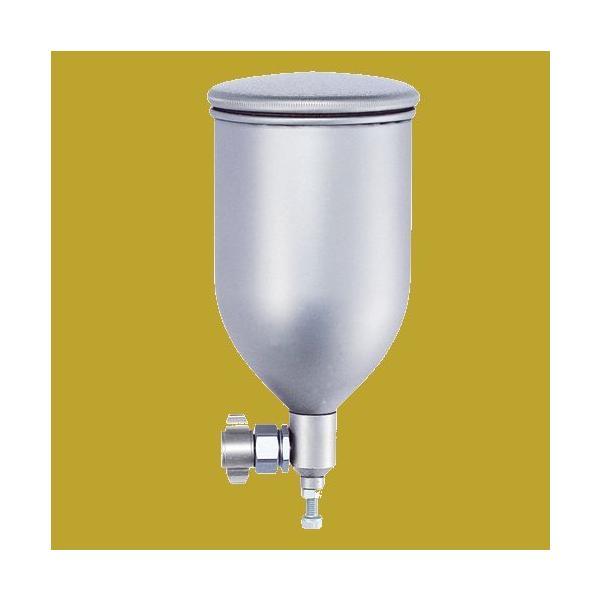 明治(meiji) ステンレスフリーアングル塗料カップ  重力式 450ml 4G-TA