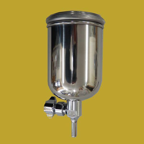 アネスト岩田(イワタ) フリーアングル塗料カップ  重力式(サイド) 220ml PC-250SB-2LF