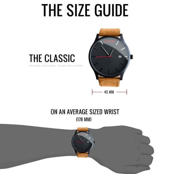 MVMT Watches エムブイエムティーウォッチ CLASSIC  WHITE/TAN LEATHER 腕時計 革 レザーウォッチ メンズ クオーツ ウォッチ プレゼント 贈り物 新生