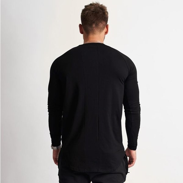 ヴァンキッシュ フィットネス VANQUISH FITNESS 長袖 Tシャツ ロングスリーブ ロンT メンズ 筋トレ ジム ウエア スポーツウェア イギリス 正規品[衣類]|ssshop|07