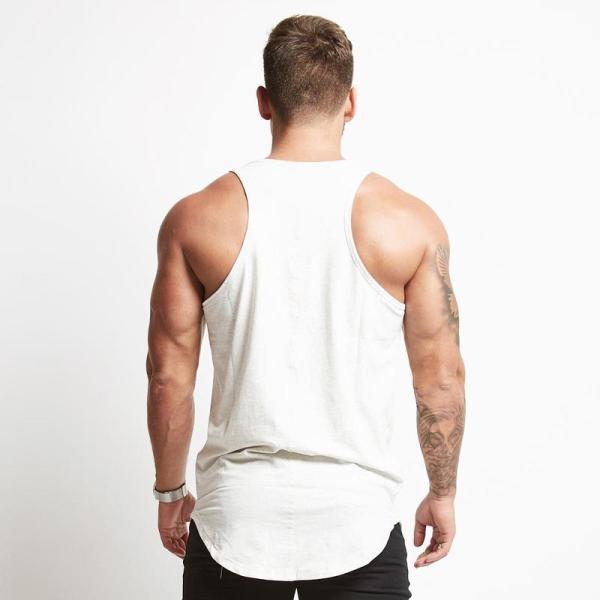 ヴァンキッシュ フィットネス VANQUISH FITNESS ノースリーブ タンクトップ メンズ 筋トレ ジム ウエア スポーツウェア イギリス 正規品[衣類]|ssshop|09