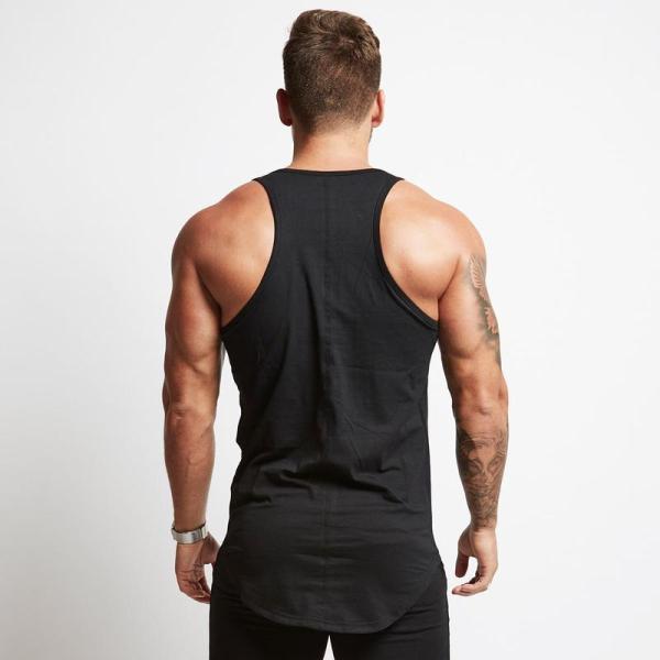 ヴァンキッシュ フィットネス VANQUISH FITNESS ノースリーブ タンクトップ メンズ 筋トレ ジム ウエア スポーツウェア イギリス 正規品[衣類]|ssshop|10