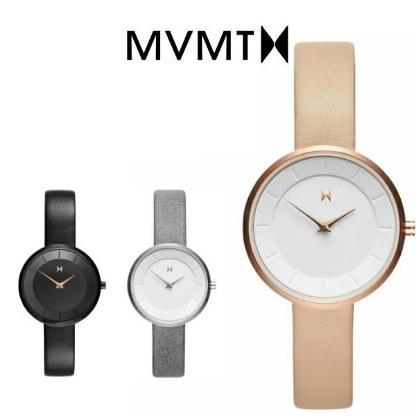 MVMT Watches エムブイエムティーウォッチ レディース WOMEN'S WATCHES MOD SERIES 腕時計 革 レザーウォッチ  クオーツ