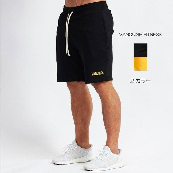 e6c9495ba8fa03 ヴァンキッシュ フィットネス VANQUISH FITNESS WARM UP V2 SHORTS ショートパンツ ハーフパンツ ショーツ 短パン  メンズ