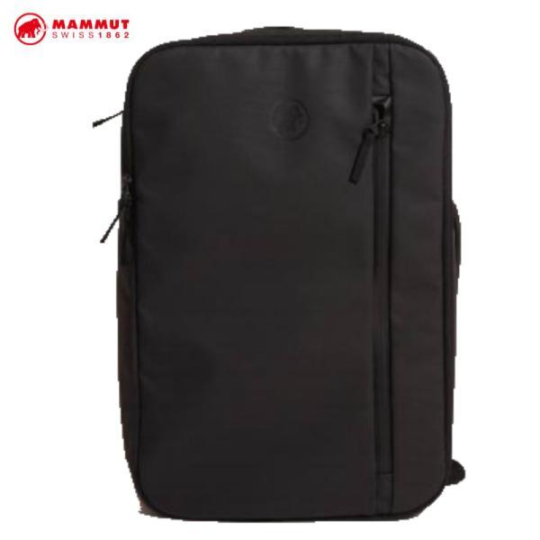 マムートリュックMAMMUTBAGバッグバックパックかばんビジネス黒ブラックシンプル25L