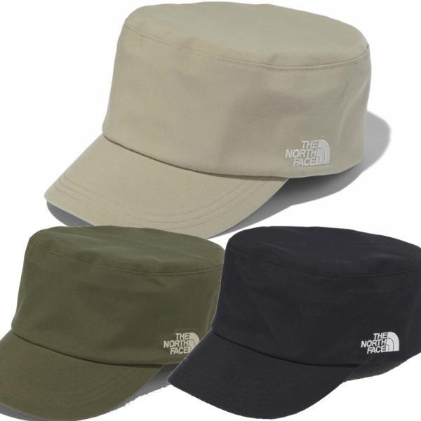 ノースフェイスキャップCAP帽子ワークキャップ防水ゴアテックスGORE-TEXブラックネイビーベージュオリーブアウトドアストリー