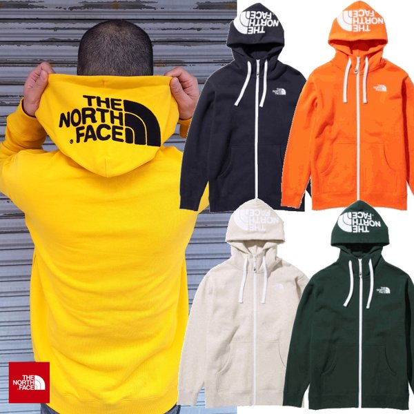 THE NORTH FACE ノースフェイス REARVIEW FULL ZIP HOODIE リアビューフルジップフーディー NT11930|st-king