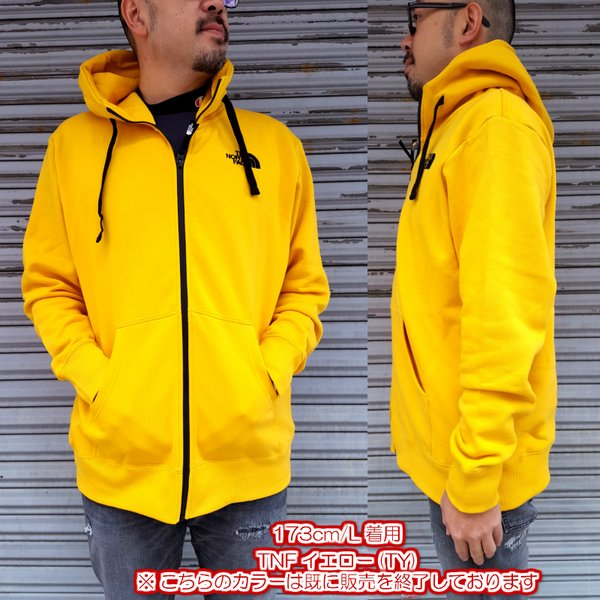 THE NORTH FACE ノースフェイス REARVIEW FULL ZIP HOODIE リアビューフルジップフーディー NT11930|st-king|02