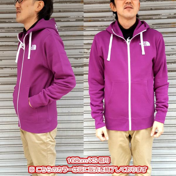 THE NORTH FACE ノースフェイス REARVIEW FULL ZIP HOODIE リアビューフルジップフーディー NT11930|st-king|03