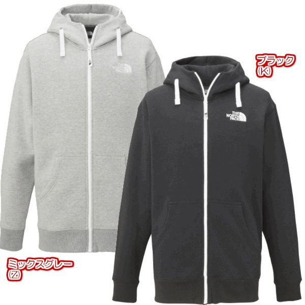 THE NORTH FACE ノースフェイス REARVIEW FULL ZIP HOODIE リアビューフルジップフーディー NT11930|st-king|05