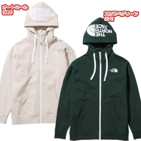 THE NORTH FACE ノースフェイス REARVIEW FULL ZIP HOODIE リアビューフルジップフーディー NT11930|st-king|07