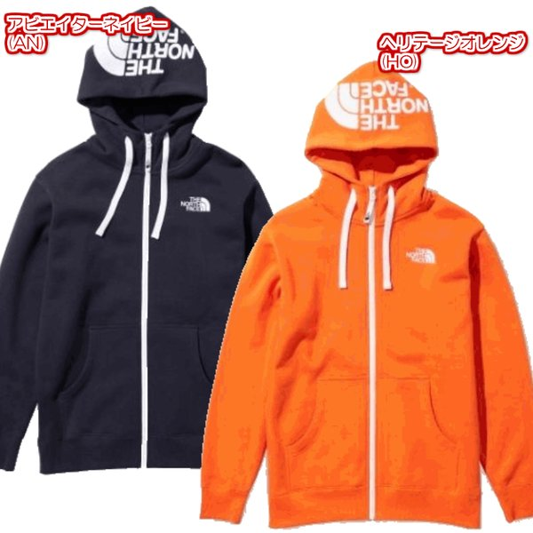 THE NORTH FACE ノースフェイス REARVIEW FULL ZIP HOODIE リアビューフルジップフーディー NT11930|st-king|08