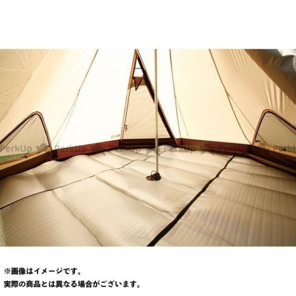 【雑誌付き】ogawa マット&シート フロアーマット ピルツ9用 キャンパルジャパン