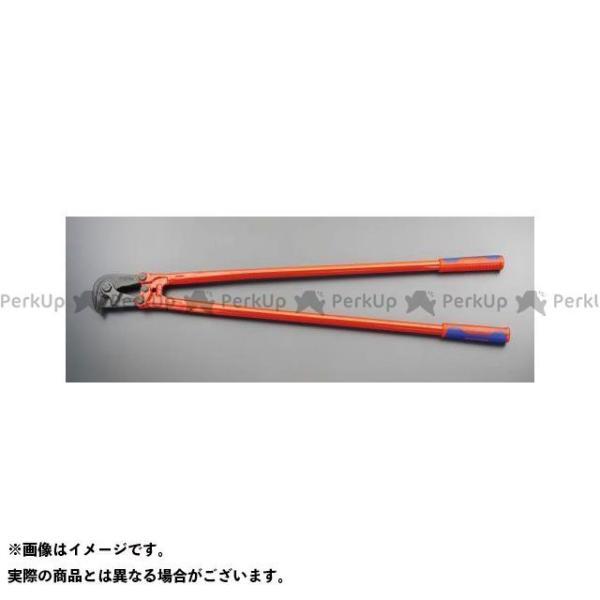 【無料雑誌付き】ESCO 作業場工具 11mm/950mm 鉄筋カッター エスコ