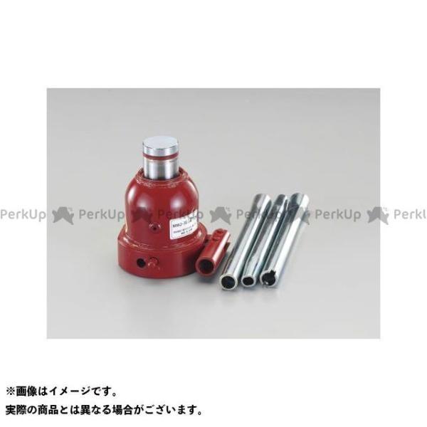 【雑誌付き】ESCO 作業場工具 5.0ton/60- 80mm 油圧ジャッキ(超小型) エスコ
