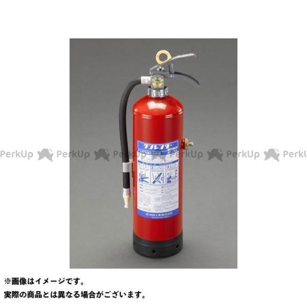 【無料雑誌付き】ESCO ハンドツール 3.0L 訓練用消火器 エスコ