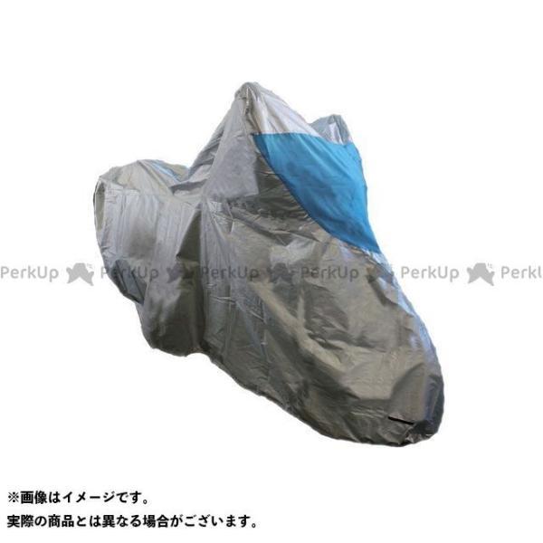 【雑誌付き】yamashiro ロードスポーツ用カバー タフタバイクカバー タフ丸くん L 単車袋