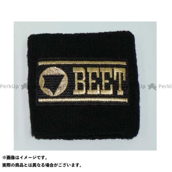 【無料雑誌付き】BEET その他アパレル BEET ロゴ入り リストバンド カラー:黒 ビートジャパン