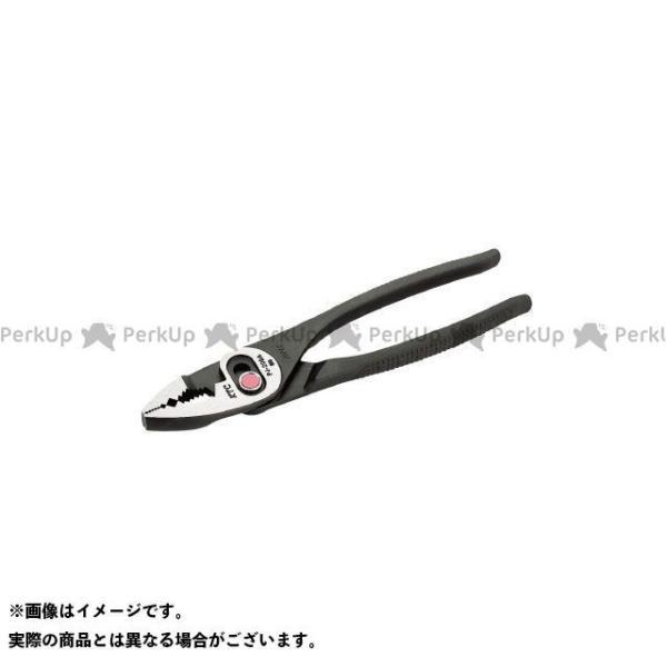 【雑誌付き】KTC ハンドツール PJ-200A コンビネーションプライヤ ケイティーシー