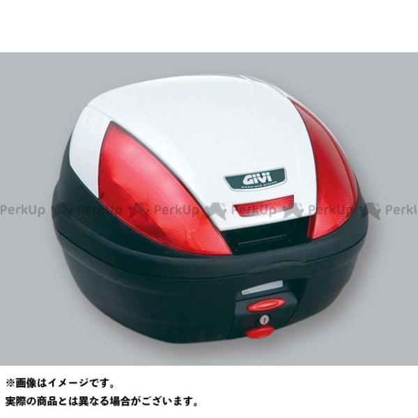 【無料雑誌付き】GIVI NC700X NC750X 汎用 ツーリング用ボックス モノロックケース E370シリーズ(ストップランプ無し) タイプ:…