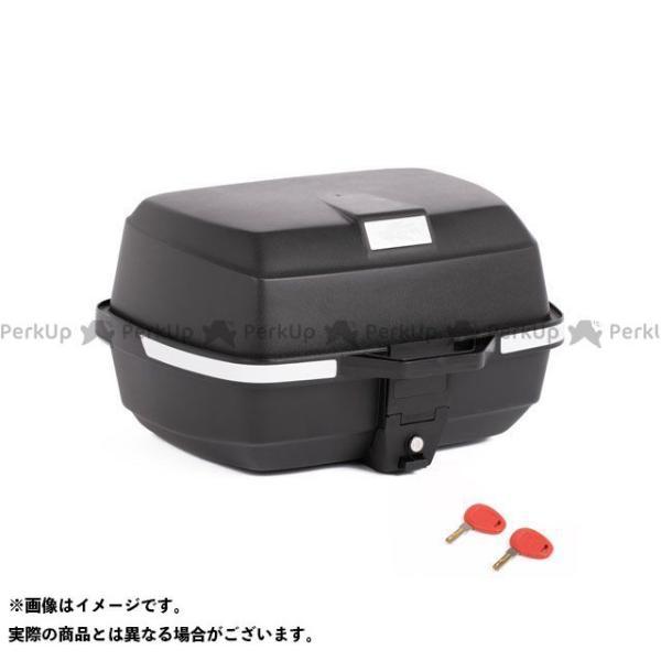 【無料雑誌付き】【特価品】KAPPA 汎用 ツーリング用ボックス モノロック トップケース K39(ブラック) カッパ