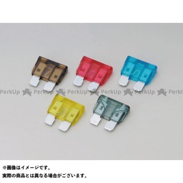 【無料雑誌付き】KIJIMA 汎用 その他電装パーツ ヒューズ 平型 5個セット 仕様:1A キジマ