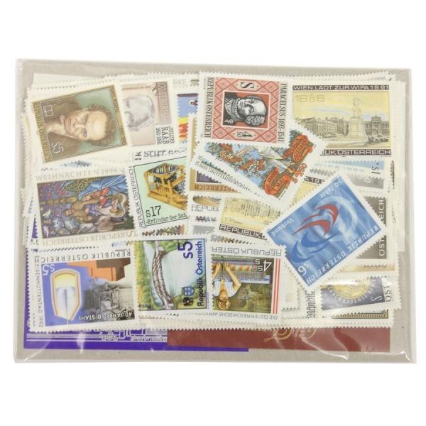 【未使用】オーストリア切手 210種210枚(重複なし)詰め合わせ stamp-coin-ebisu