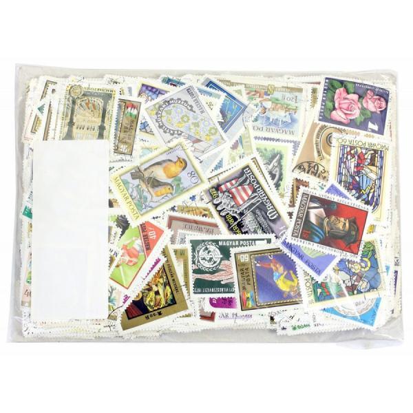 ハンガリー切手 2000種2000枚(重複なし)詰め合わせ|stamp-coin-ebisu|03