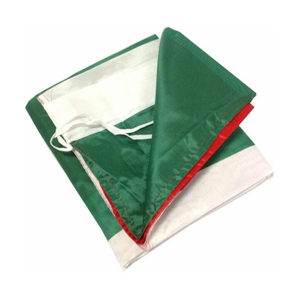 イタリア 国旗 フラッグ 4号 サイズ 150×90cm 紐取り付け ひも 追跡番号付き 送料無料|standard-net|02