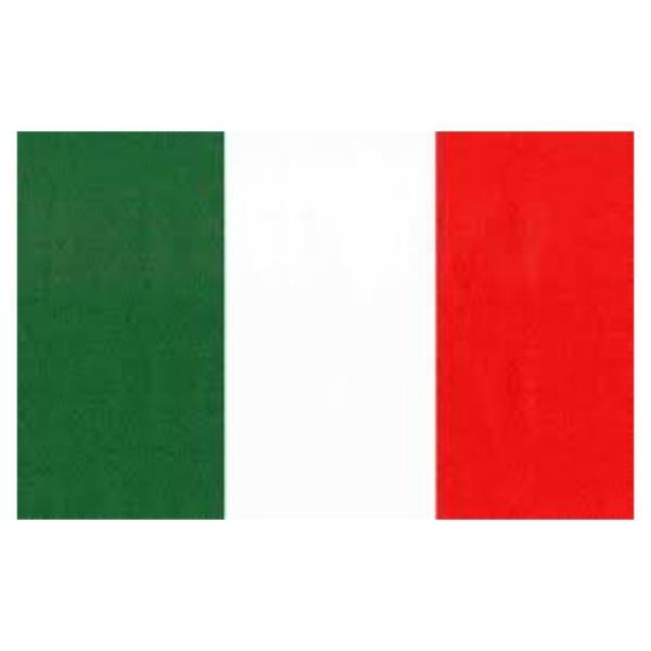 イタリア 国旗 フラッグ 4号 サイズ 150×90cm 紐取り付け ひも 追跡番号付き 送料無料|standard-net|03