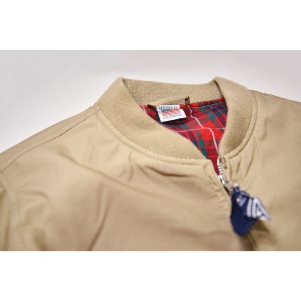 VOLN / Redfin Swing Top Jacket Beige|standardstore|02