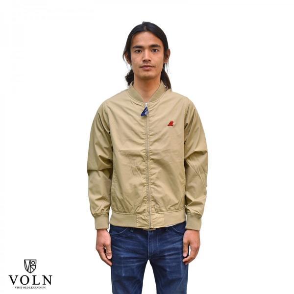 VOLN / Redfin Swing Top Jacket Beige|standardstore|04