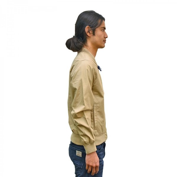 VOLN / Redfin Swing Top Jacket Beige|standardstore|05